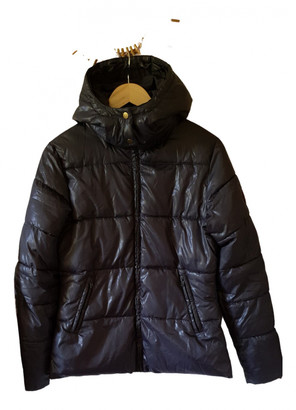 Bel Air Blue Polyester Coats