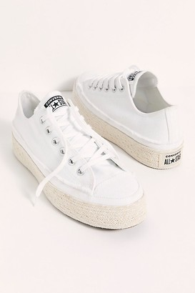Converse Chuck Taylor All Star Espadrille Sneakers