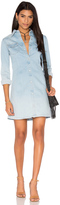 AG Adriano Goldschmied Jacqueline Button Up Dress