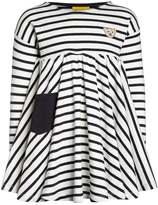 Steiff 1/1 ARM Jersey dress multicolored