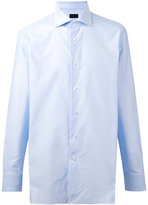 Ermenegildo Zegna classic shirt - men - Cotton - 43
