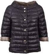 Herno Down Jacket Black