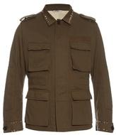 Valentino Rockstud Untitled #3 Field Jacket