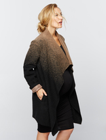 A Pea in the Pod Bb Dakota Wrap Wool Maternity Jacket