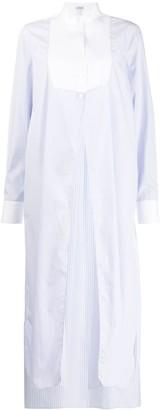 Loewe Wingtip-Collar Longline Shirt