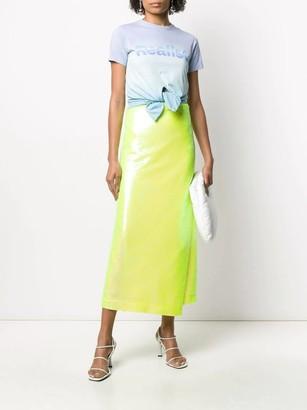 Paco Rabanne Realist Tie Dye T-shirt