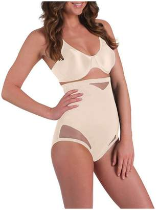Miraclesuit Sexy Sheer Shaping Hi Waist Brief