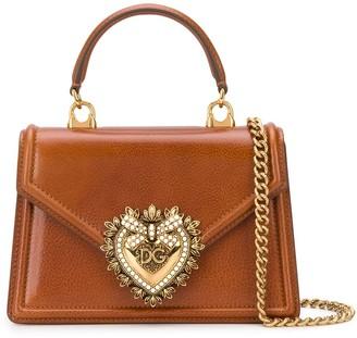 Dolce & Gabbana nano Devotion tote bag