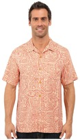 Tommy Bahama Paloma Paisley Camp Shirt