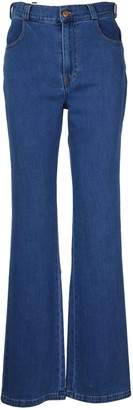 See by Chloe Straight Jeans