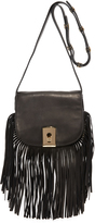 Botkier Clinton Fringe Saddle Bag