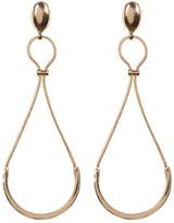 Saachi Intertwined Teardrop Earrings