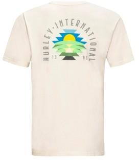 Hurley Men's Findapeak Short Sleeve T-shirt