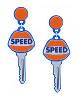 Yazbukey Speed earrings