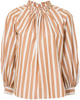 Ne Quittez Pas striped shirt