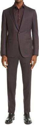Ermenegildo Zegna Wool & Silk City Suit