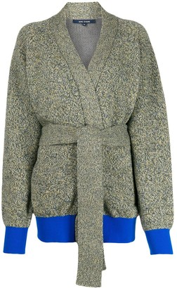 Sofie D'hoore Meredith belted cardigan