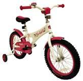 "Kettler Kids Verso Starlet Bike - Cream/ Pink (16"")"