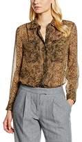 Great Plains Women's Python Regular Fit Long Sleeve Shirt
