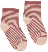 Bonton Sale - Lurex Striped Socks