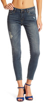 Just USA Mid Rise Jegging Ankle Skinny Jeans (Juniors)