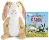 """Kohls cares Kohl's Care® """"The Happy Little Rabbit"""" Book & Rabbit Plush Toy 2-piece Set"""