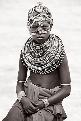 "Drew Doggett Photography Drew Doggett - A Young Goddess 33""L X 24""W"