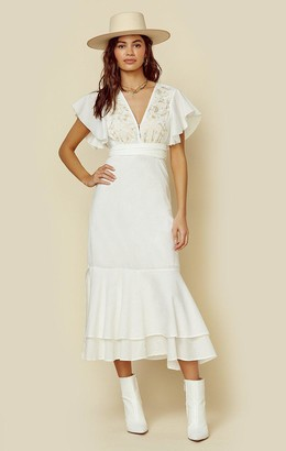 Cleobella Summer Midi Dress