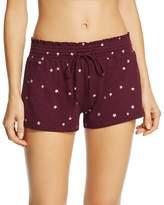 Splendid Intimates Star Print Shorts