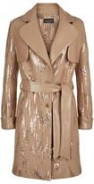 James Lakeland Glamour Sequin Coat