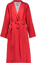 Sea Belted wool coat