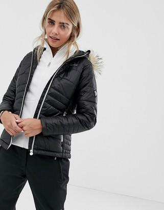 Dare 2b Ski Jacket with Fur Hood
