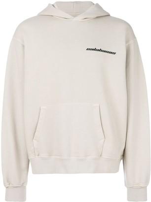 Yeezy Calabasas print hoodie