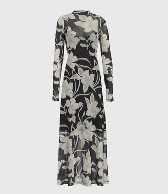 AllSaints Hanna Jardin Dress