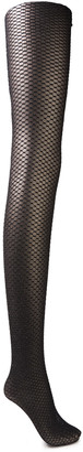 Wolford Night Sparkle Metallic Fishnet Tights