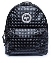 Hype **Checkered Metallic Backpack