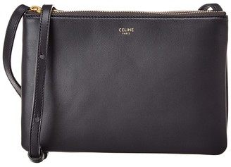 Celine Trio Leather Crossbody