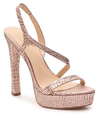 Vince Camuto Imagine Prent Platform Sandal