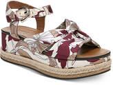 Naturalizer Berry Platform Espadrille Sandals Women's Shoes