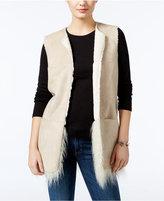 GUESS Nicola Faux-Fur-Lined Vest