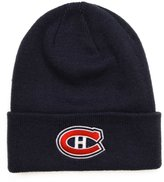 Reebok Mens 2017 NHL Basics Cuffed Knit Hat (, Montreal Canadiens)
