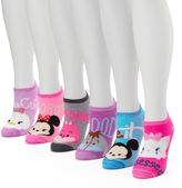 Disney Women's 6-pk. Tsum Tsum No-Show Socks
