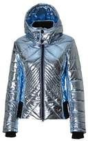 Rossignol Women's Silver Polyester Down Jacket.