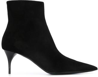 Saint Laurent Lexi stiletto boots