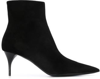 Saint Laurent Stiletto Booties