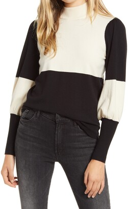 Vero Moda Juliet Sleeve Pullover Sweater