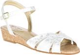 SoftStyle Women's Soft Style Midnite Quarter Strap Sandal