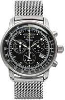 Zeppelin Watches Men's Quartz Watch 7680M2 with Metal Strap
