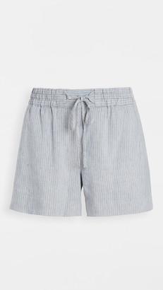 Club Monaco Cord Tie Shorts