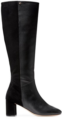 Cole Haan Rianne Knee-High Leather Boots